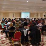 Озвучаване и мултимедийно представяне в хотел Рамада, София
